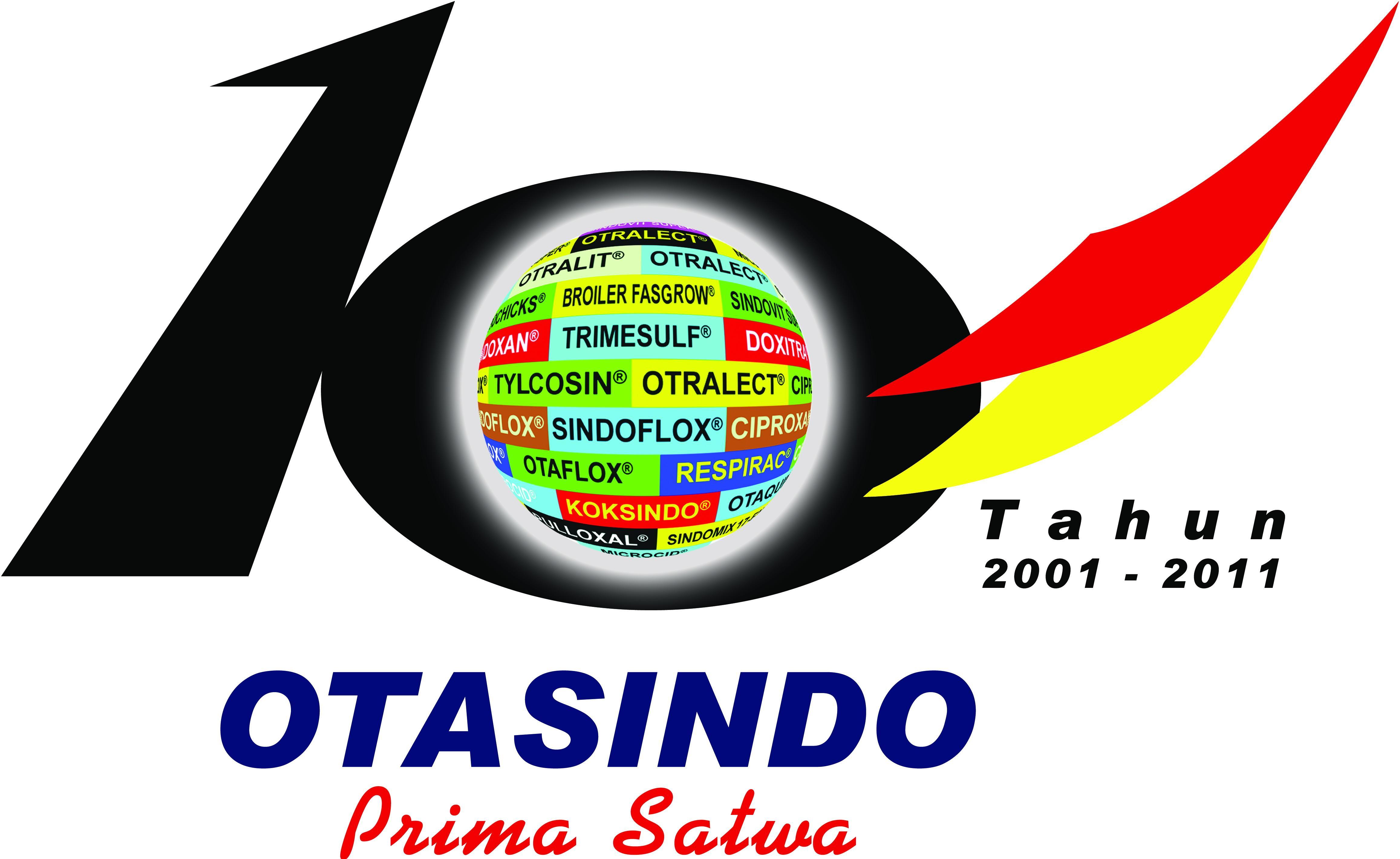Logo 10 Tahun